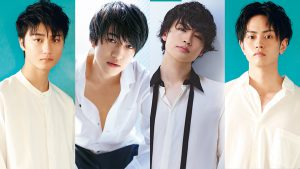 「a-books GRAVURE2019 -Men'sCollection-」発売記念イベント