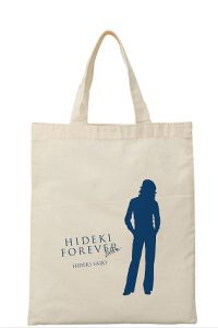 西城秀樹写真集『HIDEKI FOREVER blue』出版記念パネル展イン名古屋